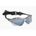 Okulary JOBE Knox Floatable Glasses Silver Polaryzacja
